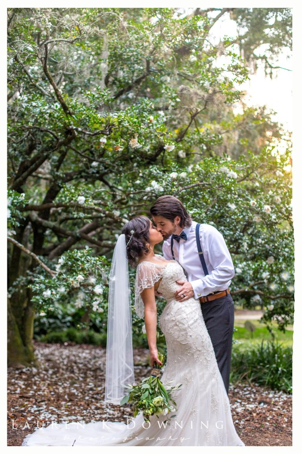 Leu Gardens Winter Park wedding